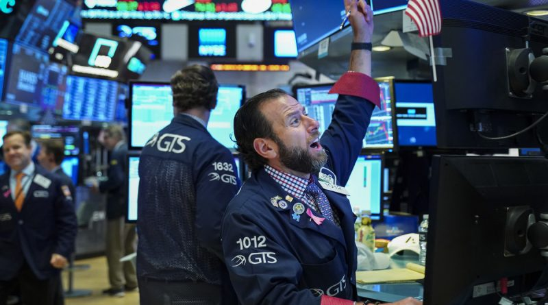 Are the Financial Markets Today Crashing?