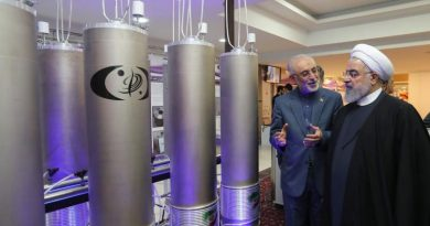 Top Business News Today reports on Uranium Stockpiles In Iran
