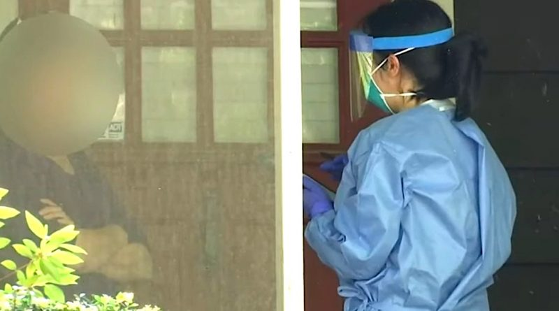CDC bothering residents for DNA