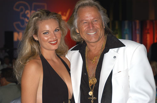 Peter Nygard accused of raping a minor